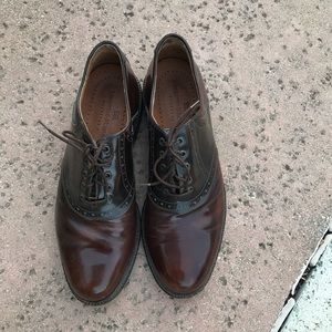 Johnston & Murphy Passport Brown Men's shoes Sz 11